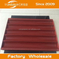 Silicone coating french baguette pan-silicone mould release spray