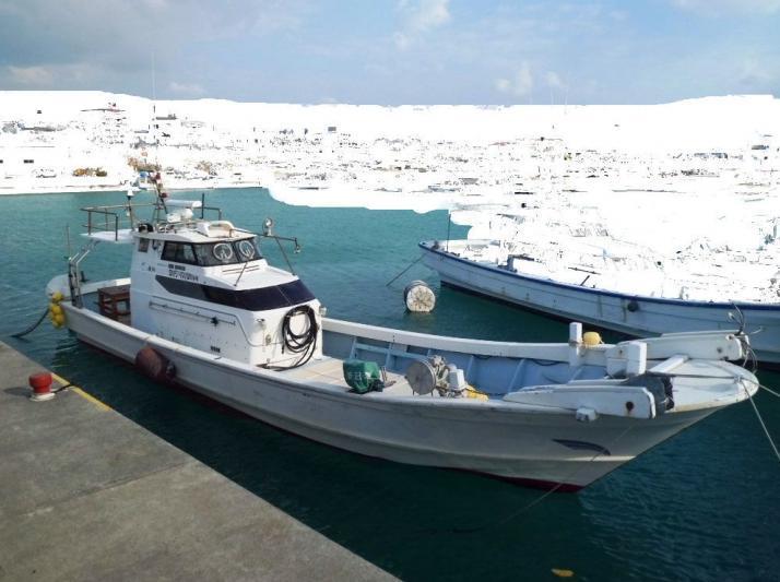 Japan used fishing vessel buy japan used for Japanese fishing boat