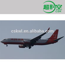 TK Air shipping price to Chile