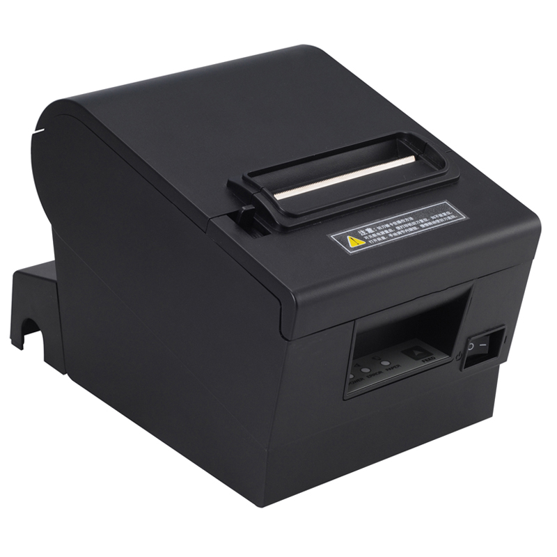 VIO Professional POS 80mm Thermal Receipt Printer With USB + Serial + LAN