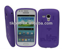 High quality super soft tpu case for samsung galaxy s duos s7562