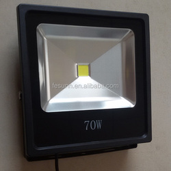 Outdoor reflector 70W flood led lights, 70W led slim flood light