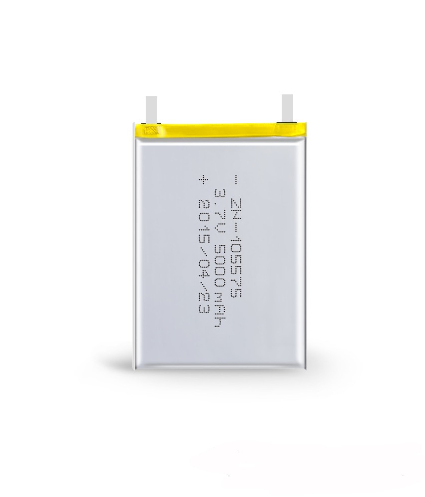 Li-polymer <strong>battery</strong> 3.7v 5000mah 105575 ultra thin <strong>battery</strong> for tablet pc