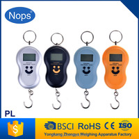 China manufacture 40kg 10g portable electronic scale