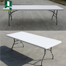 New Style 2016 Outdoor Use white plastic hdpe table