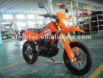125cc EEC3 off road dirt bike