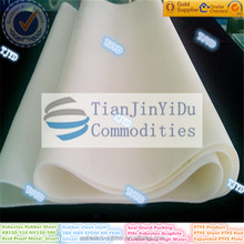 high level of stability, a good evenness and reliability silicone sponge/foam rubber sheet