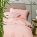 4pcs Queen size 300TC silky 100% bamboo sheets bedding set