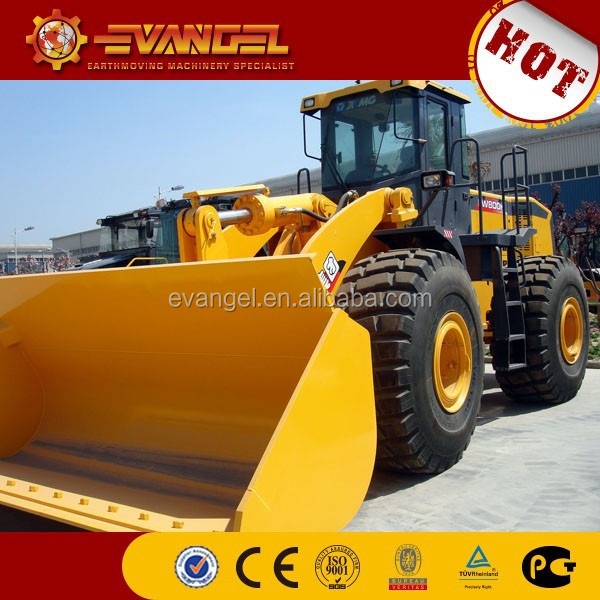 Popular sale XCMG wheel loader shovel 8 Ton what is wheel loader LW800K