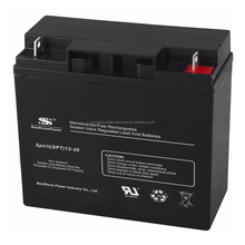 Power Storage Deep Cycle 12v 20ah Battery UPS Solar Battery AGM Battery