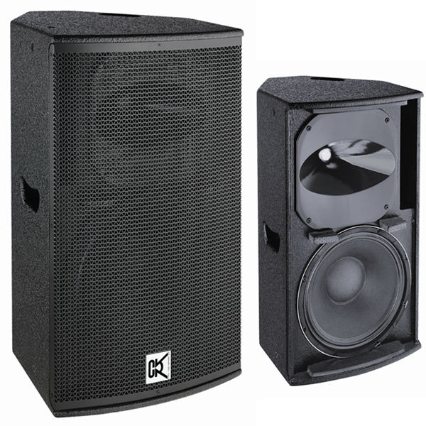 Two Way Full Range Dual 15 Inch Pa Speaker China Dj