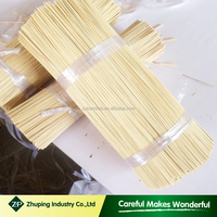 zhuping natural and cheap 12 inch agarbatti bamboo sticks