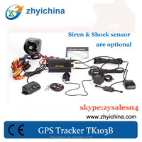 global hot sell micro gps tracking chip tracking system tk103b
