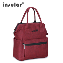 Multifunctional Protable Shoulder Holding Baby Mummy Bag For Travel