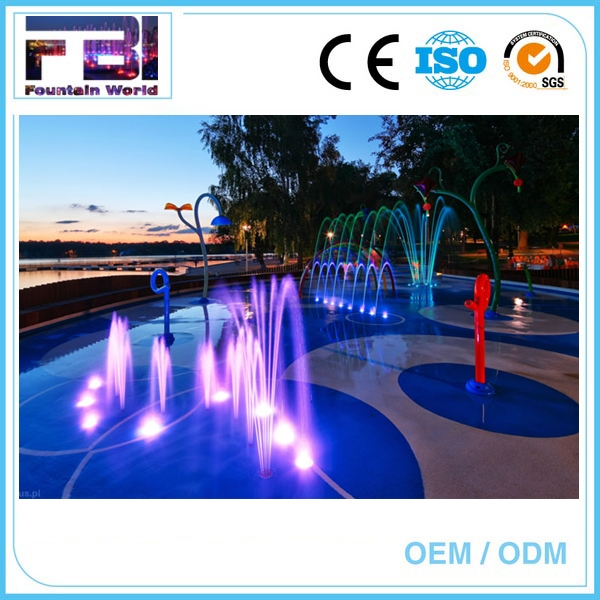 Best selling customized outdoor floor water fountains for home