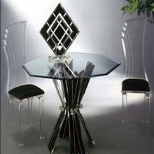Cheap dining room furniture acrylic table lucite vanity table