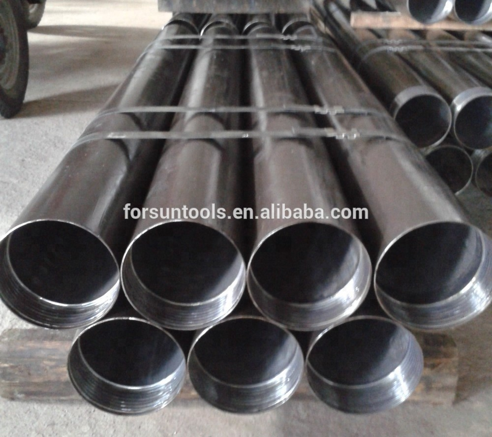146mm 168mm casing pipes with couplings