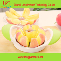 Factory Price kitchen tools PP Plastic Fruit Slicer / Apple Slicer / Apple Cutter