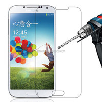 New 2.5D Tempered Glass For Samsung Galaxy S4 Screen Protector 0.26mm Explosion Proof Film Guard For S4