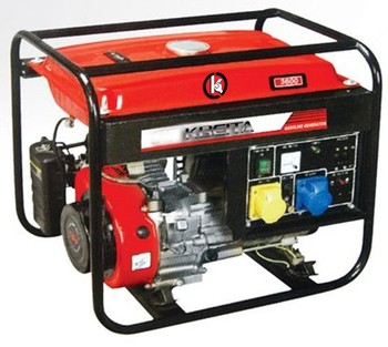KBG-3003 Price of portable gasoline generator power set 3KVA