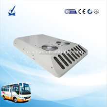 minivan used rooftop mobile air conditioner with radiator cooling fan