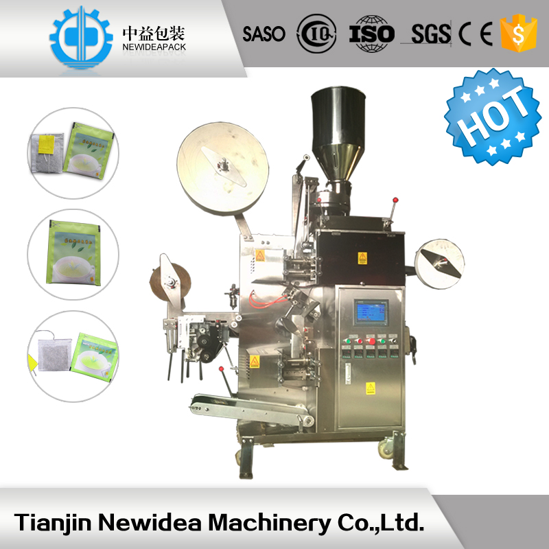 ND-T2C Multi-Function empty tea sachet bag machine