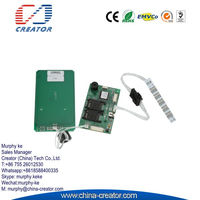 Access Control Contactless RFID 13.56Mhz USB CRT-603 Card Reader