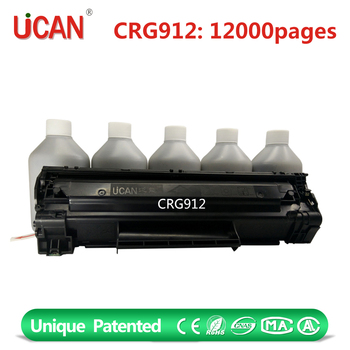 Refillable for HP CC388A,CB436A,CE285A, CE278A,2612A,Continuous Toner Supply Cartridge