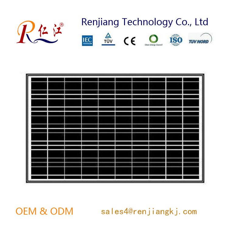 90 Watt poly Solar Panel From Solar Module Factory