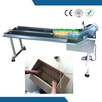 for small plastic bag machine for bisuits on edge