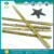 Small and medium particle size tungsten carbide welding rods BBW type