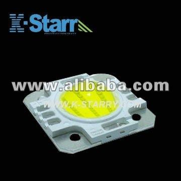 20W/30W/40W/50W Multichip IC High Power LED Light Source 3500-4000lm (K-SP50W140B6-3500T)