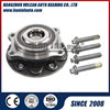 Front Wheel Bearing Hub Assembly Manufacturer