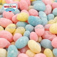 WISICHI Mix Fruit Sour sugar coated jelly candy China