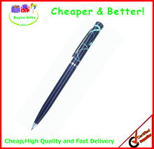Hot sales Factory price twisted pen Hotel slim Pen