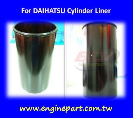 Cylinder Liner for Truck Diesel Engine Parts