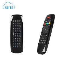 High Quality 2.4g G7 Wireless Android Tv Box Remote Control, Full Mini Keyboard Air Mouse