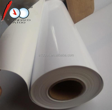 A100 OEM Roll self adhesive matte sticker photo paper