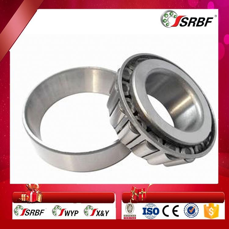 SRBF china super quality low noise conical roller bearing tapered roller bearing 32972