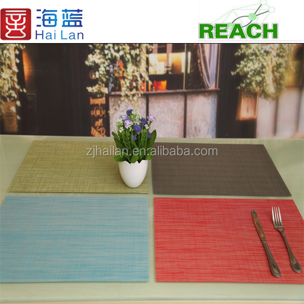 textilene placemat silicone placemat plate cooling mat