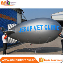 Manufactory inflatable balloon type PVC airship balloons/inflatable blimps advertising