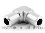 butt weld fitting/butt weld elbow/bw tube fittings/welding connector fitting
