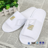 Hotel Disposable Man Velvet Slipper