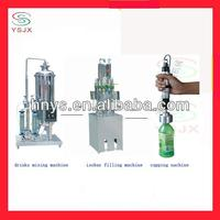 Isobar Fizzy Drinks Filling Machine Supplier