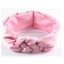 Quest Sweety Baby Girl Newest Turban <strong>Headband</strong> Girl's Soft <strong>Headbands</strong> with Bowy