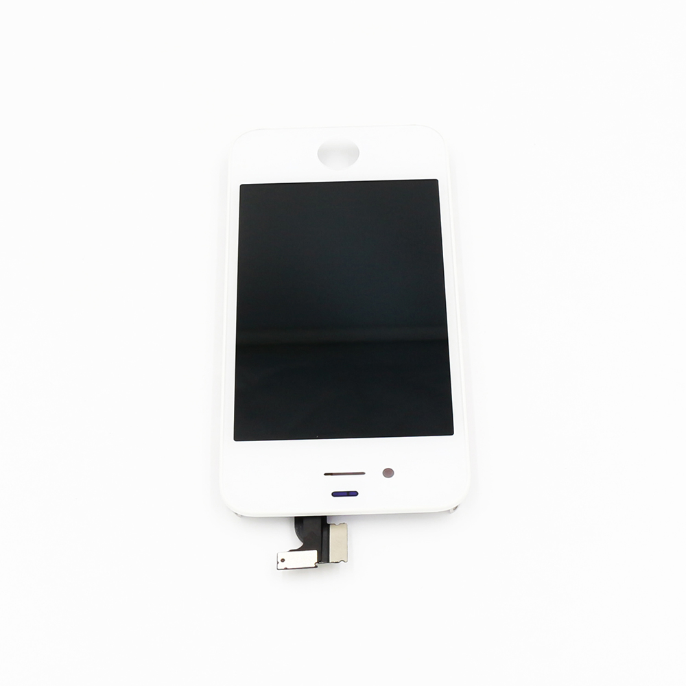 spare for cell phone fast shipping phone lcd replacement screen display with digitizer for iphone 4s