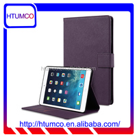 Popular Purple Stand Cover PU Leather Case for Apple iPad mini 4