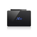New arrival X92 S912 Android7.1 Octa core 2GB 16GB tv box H.265,4K player preinstalled X92 S912 tv box