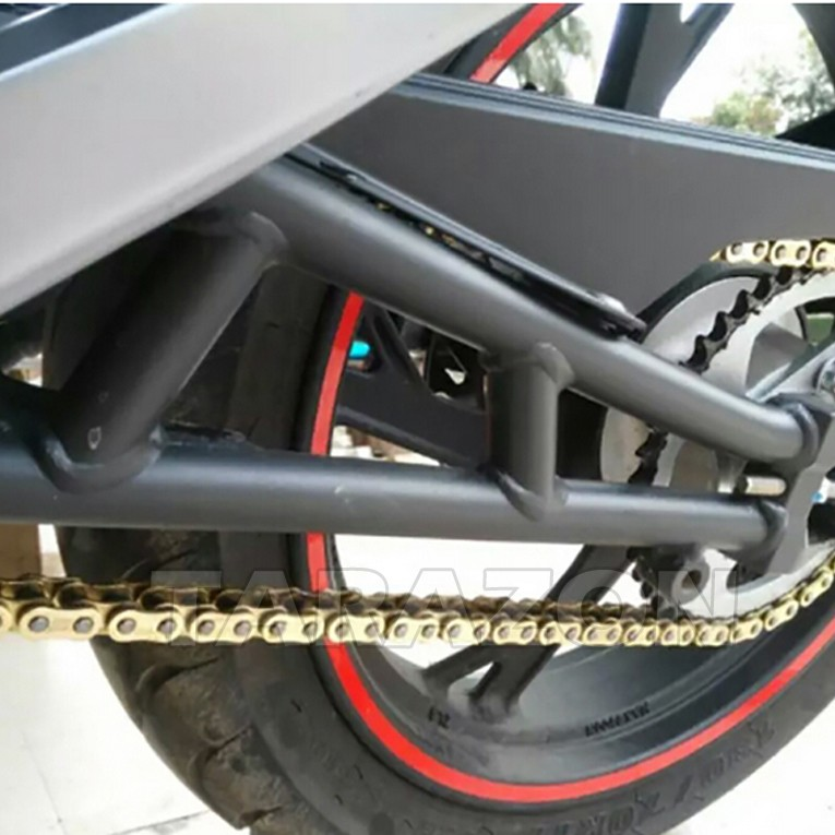 428 428H 520 530 X-ring Motorcycle Chain Gold Plated