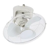 China Supplier Wiring Orbit Fan Home